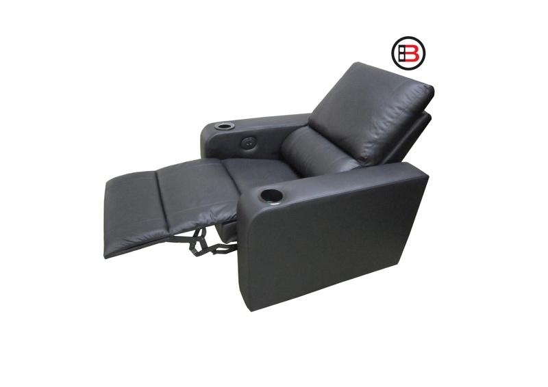 Valentine solo VIP seat reclined
